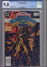 Wonder Woman (V2) #12 CGC 9.8 1987 DC Perez Comic Millenium-over: New Frame