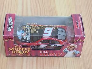 2002 #9 Bill Elliott Dodge Muppets 25h Anniversary 1/64 Action NASCAR Diecast