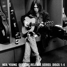 Neil Young Official Release Series 1-4 4Cd New Harvest/After The Gold Rush
