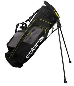 Cobra XL 7-WAY Divider Top Golf Stand Bag Inc/Waterproof Zip - NEW! 2021