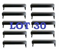 30 PCS Hard Drive HDD Caddy Cover for DELL LATITUDE E6400 E6410 PRECISION M2400
