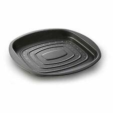 Teglia da forno Patì 40x38 cm Alluminio Antiaderente Cuoce Patatine Senza Olio