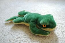 Steiff Vintage Stuffed Frog late '60s/early '70s - great condition