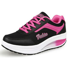 Womens Casual Breathable Sport Training Shoes Gyming Running Sneakers Trainers