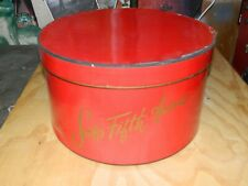 Vintage Saks Fifth Avenue of New York Hat Box