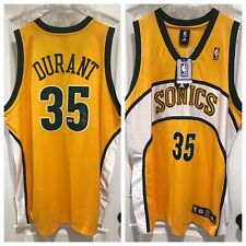 Kevin Durant Signed Sonics Authentic Jersey (PSA)