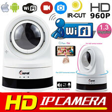 Wireless Pan Tilt HD 960P Security Network CCTV IP Camera Night Vision WIFI IR