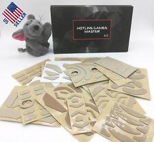 Hotline Games Master mouse feet / Skates All Models. 2 X sets