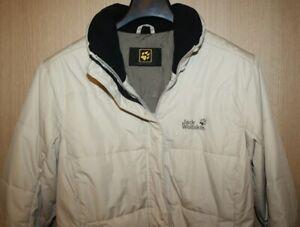 Women Jack Wolfskin Jacket Size L