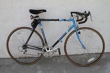 Late 80's Vintage Miyata 912 Road Bike Black/Blue