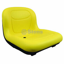 420-182 Stens High Back Seat John Deere AM131531 LX255 LX277 LX288 GT225 GT235