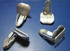 """Fit Chrysler 1979-On Door Panel Clips (20) 5/16"""" Hole Trim Panel Metal Fasteners"""