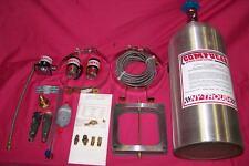 Compucar 175-400hp dominator nitrous  plate kit 560300