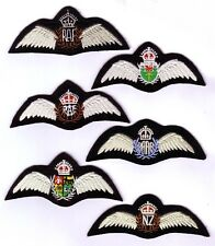 WWII - ROYAL AIR FORCE PILOT (Set de 6 - Reproductions)