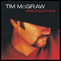 TIM McGRAW - GREATEST HITS CD ~ COUNTRY BEST OF ~ FAITH HILL *NEW*