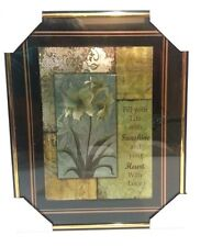 Sunshine, Heart and Love   Inspirational Wall Picture, Wall Plaque (NEW)