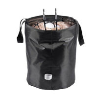 Waterproof Bicycle Front Hanging Bag Folding Bike Carrier Storage Bag Pouch