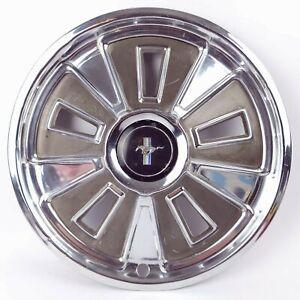 Original 1966 Ford Mustang Wheel Covers Hubcap 14 in Genuine OEM