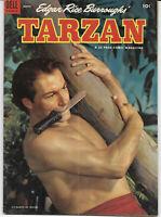 Tarzan #54 1954 FN/VF Dell Comics Free Bag/Board