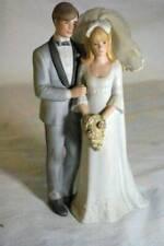 "Roman 1989 Love Everlasting Wedding Figurine 6"""