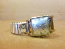 Gruen Veri-Thin Wrist Watch with Kreilser Band