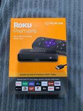 Roku Premiere 4K Ultra HD Brand New