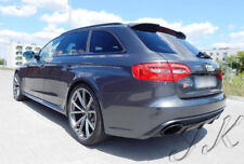 Audi A4 B8 Estate Avant Toit Spoiler Wing RS4 Look