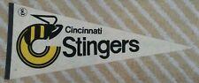 Cincinnati Stingers Full Size WHA hockey Pennant