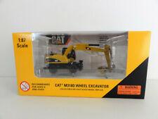 Norscot 85177 H0 Bagger Caterpillar Cat M318D Mobilbagger