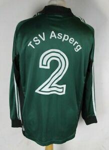 #2 Vintage TSV Asperg Adidas Goalkeeper Football Shirt 90's Mens Large Rare