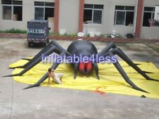 30ft Inflatable Spider W/Fan Halloween Holiday Decoration LAST ONE