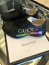 GUCCI RYTHON SNEAKERS Size 8