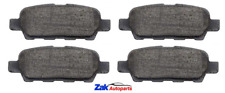 FOR NISSAN QASHQAI 1.6 1.5 DCi 2.0 (2007-2014) REAR BRAKE PADS SET *NEW*