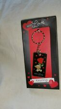 With love  Key Ring Hugs