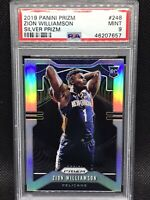 Zion Williamson 2019-2020 SILVER PRIZM EDITION CHASE PACK!! (READ)