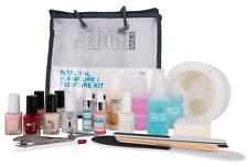 The Edge Nails Natural Manicure & Pedicure Kit Full Professional Size Set