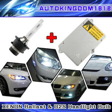 For 2003-2007 Saab 9-3 Xenon Headlight Ballast Control Unit and D2S D2R HID bulb