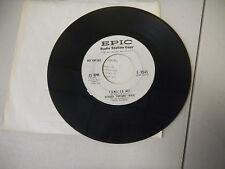 RICHARD POPCORN WYLIE weddin bells / come to me EPIC RADIO STATION COPY    45