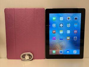 Apple iPad 3rd Gen. 16GB, Wi-Fi + Cellular (Verizon), 9.7in - Black