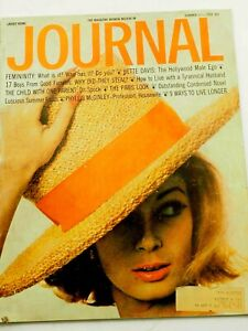 Ladies Home Journal Magazine Summer July-August 1962