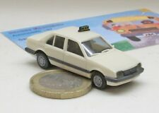 Herpa 4008: Opel Ascona Tricorps, Taxi