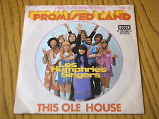 """THE LES HUMPHRIES SINGERS - PROMISED LAND  7"""" VINYL PS"""