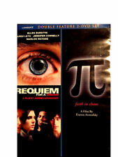 Requiem for a Dream 2000 Jennifer Connely & Pi 1997 Horror Pie 2 Dvd Movie Set