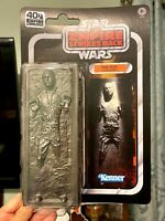 Star Wars The Black Series 6 inch Han Solo (Carbonite) 40th Anniversary- In-Hand