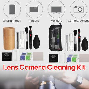 DSLR Professional Lens Camera Sensor Swab Cleaner Kit+Blower+Telescop *c