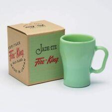 Fire King Soda Mug Cup 200ml Drink Kitchen Jadeite From Japan