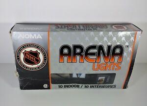 Noma NHL Arena Lights Indoor 10 Lights Strand Tested