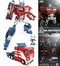 Transformers obra maestra Stock GDW-01 Ultra maxmas alias IDW Optimus Prime MIB