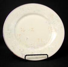 Lenox Fine China APRIL Pattern Bread & Butter Plate-Platinum-U.S.A. Excellent!!