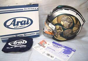 Arai Open Face Helmet SZ-R VAS RAM-X VZ-RAM KODO2 FU-JIN RAI-JIN japan LTD